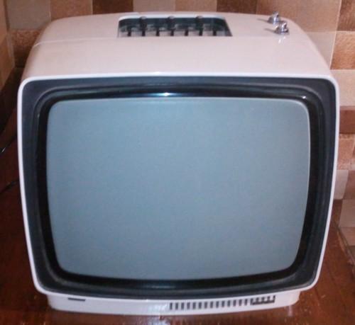 tv televisore catodico