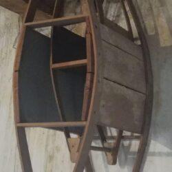 Scaldaletto in legno